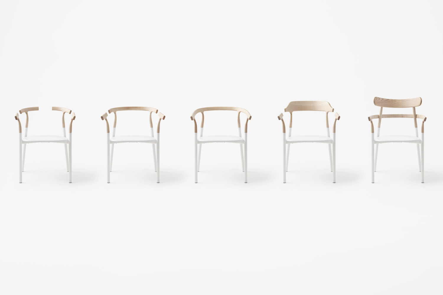 Wood Chair All Family